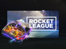 Баннер Rocket League